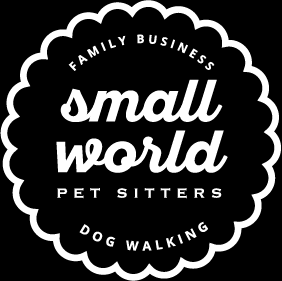 Small World Pet Sitters Logo