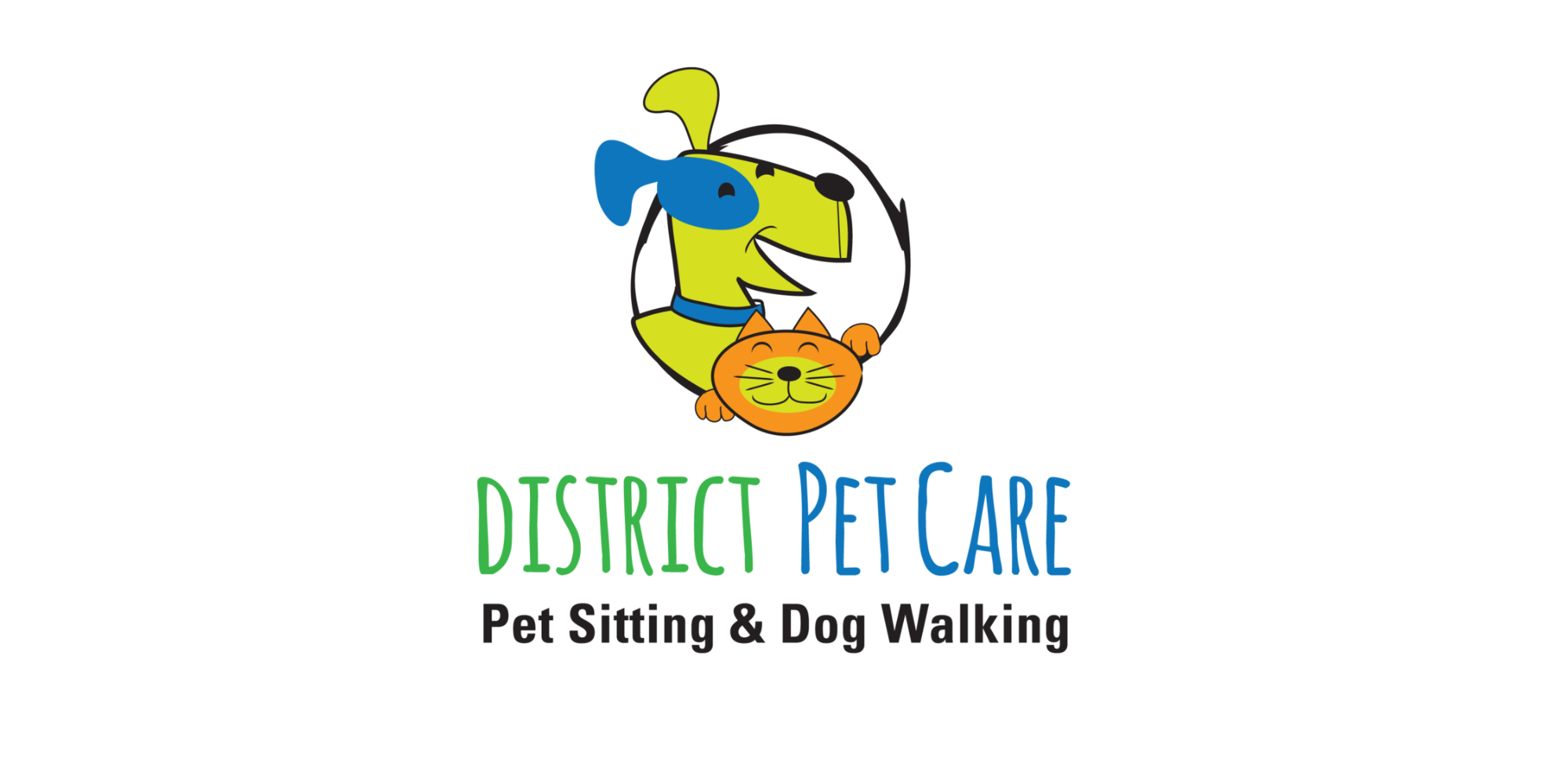 District-pet-care-logo