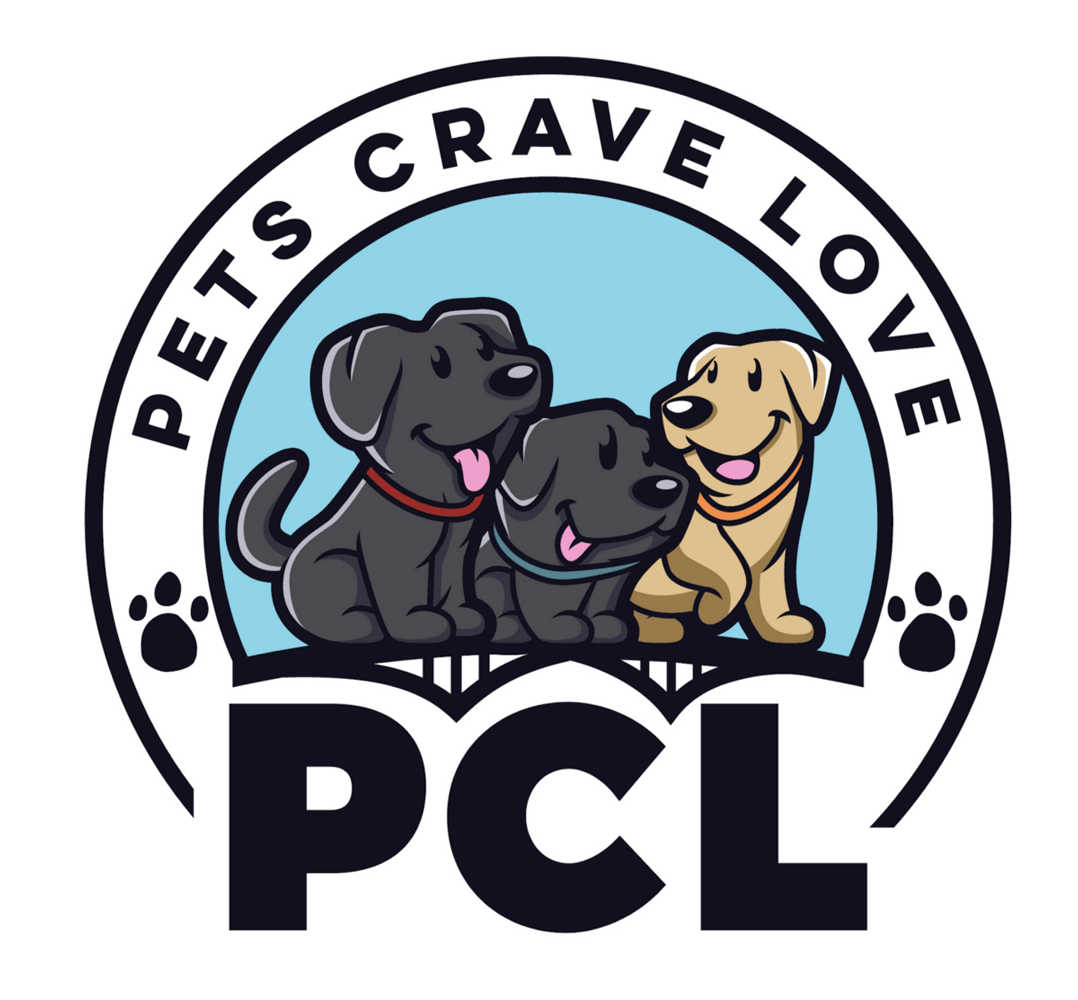 Pets Crave Love Logo