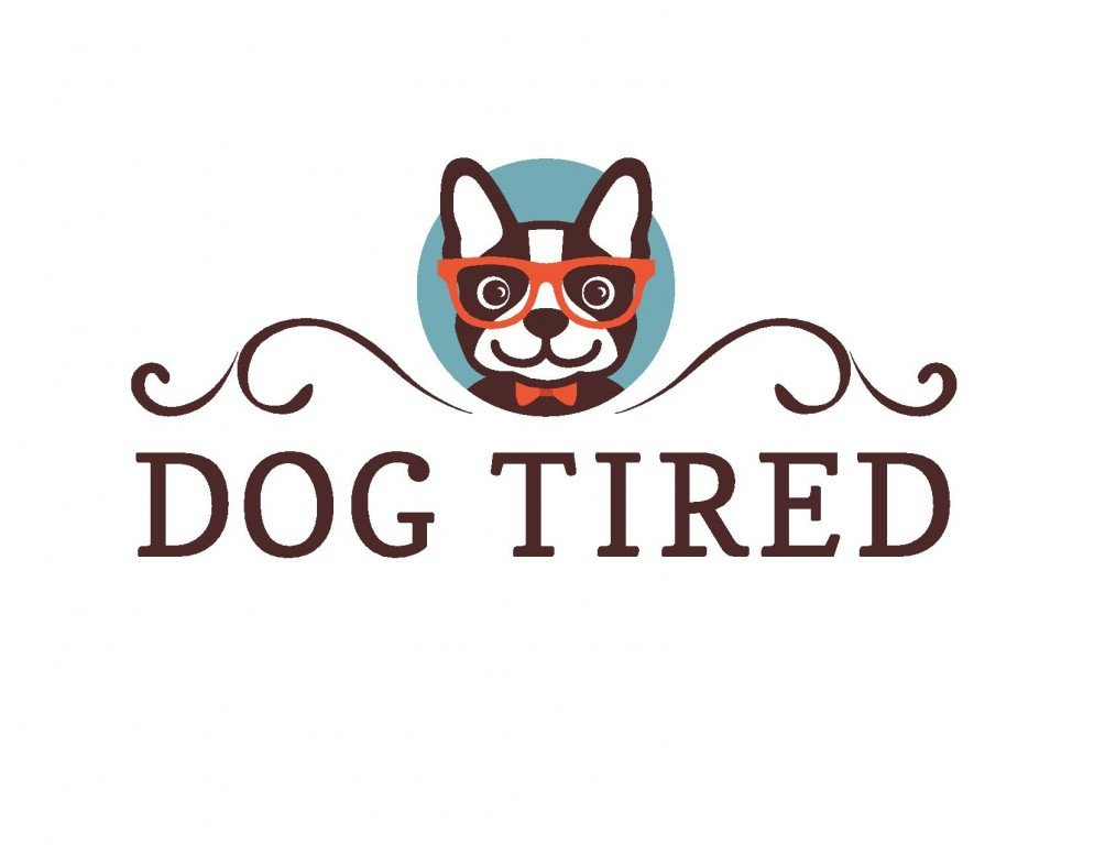 Dog Tired Pet Services Logo