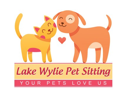 Lake Wylie Pet Sitting Logo