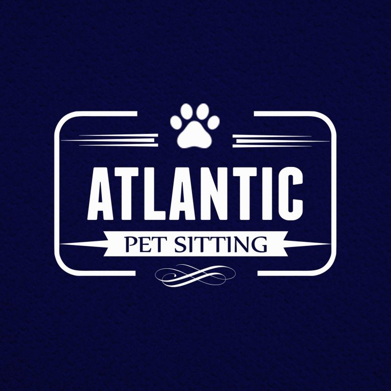 Atlantic Pet Sitting Logo