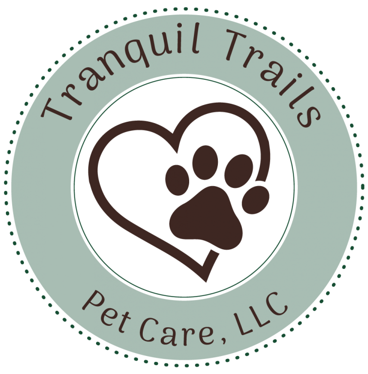 Tranquil Trails Pet Care LLC Logo