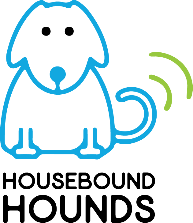 HouseBound Hounds Logo