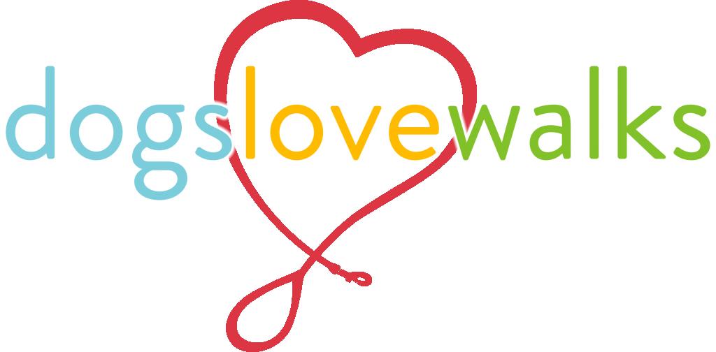 Dogs Love Walks Logo