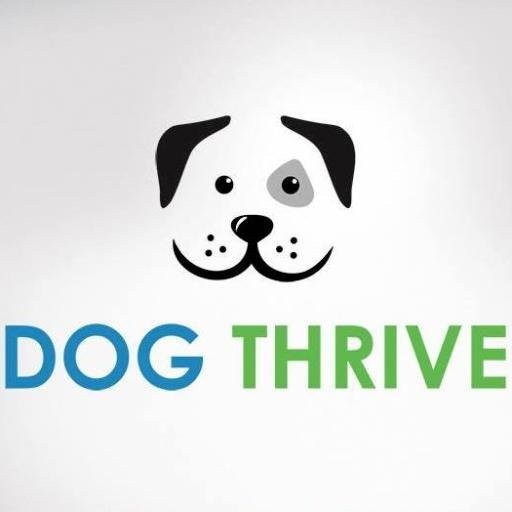 Dog Thrive Logo