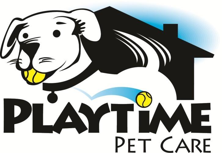 Play Time Pet Care Logo