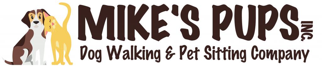 Mike's Pups Inc. Logo