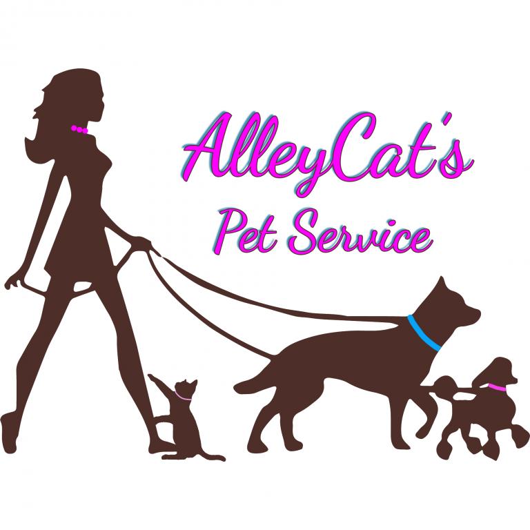 AlleyCat's Pet Service Logo