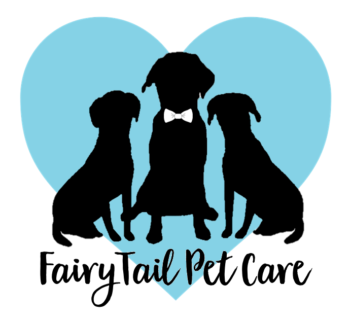 FairyTail Pet Care Logo