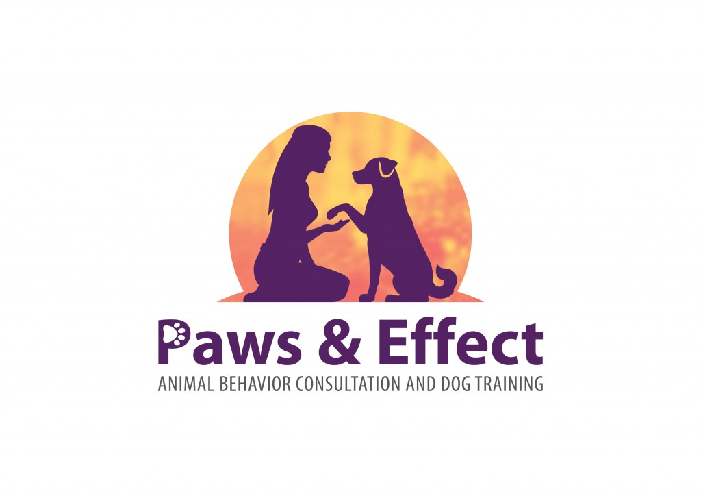 Paws & Effect Pet Care and Training Logo