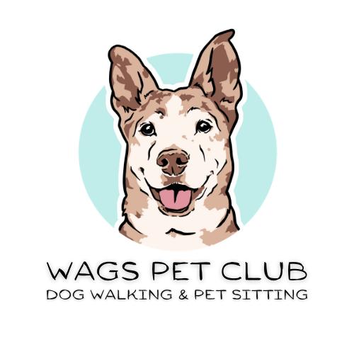 Wags Pet Club LLC Logo