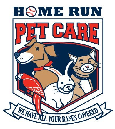Home Run Pet Care Logo