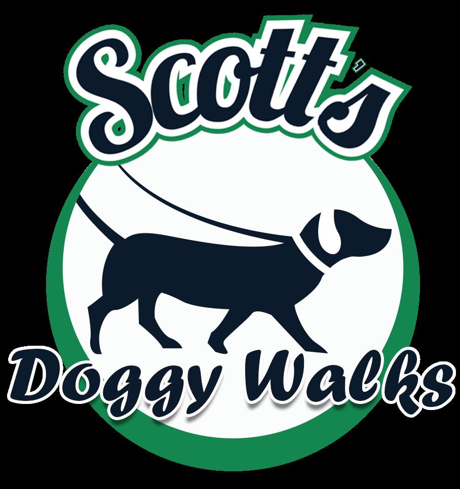 Scott's Doggy Walks Logo