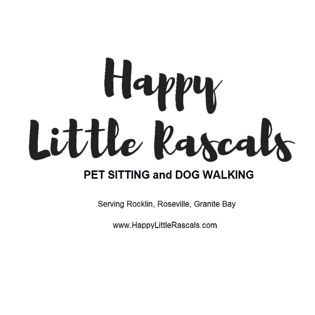Happy Little Rascals Logo