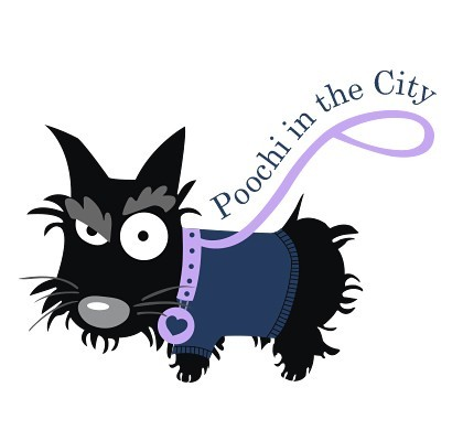 Poochi In The City Logo