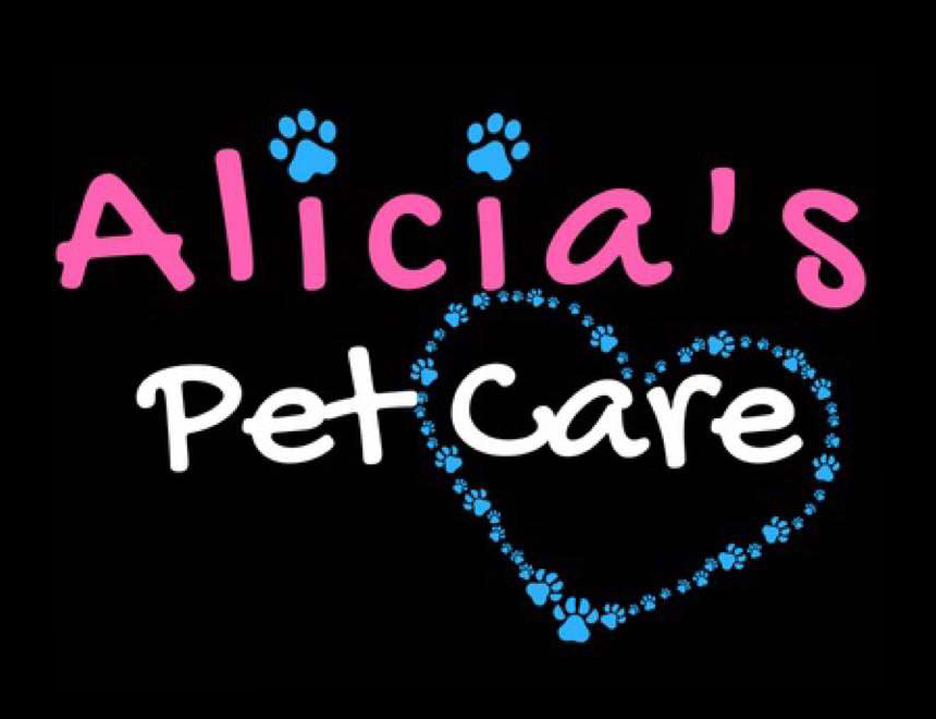 Alicia's Pet Care Logo