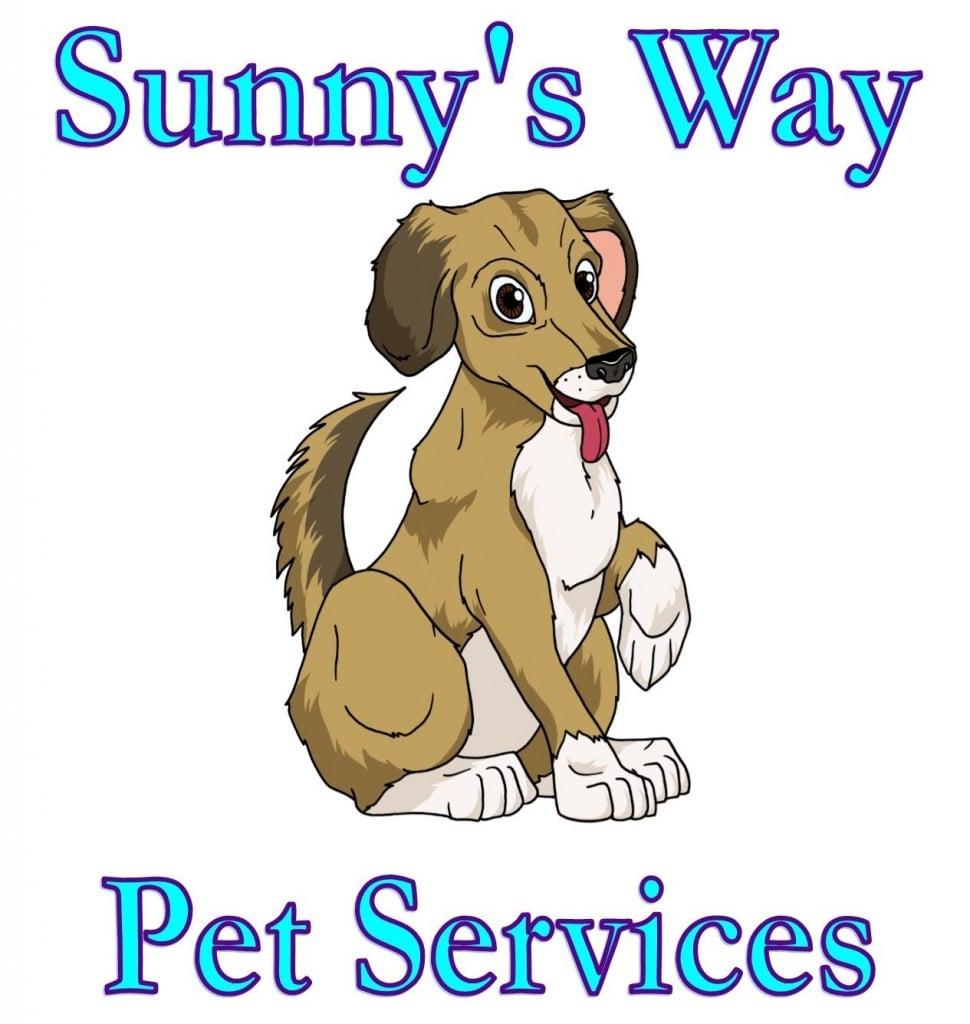 Sunny's Way Pet Services Logo