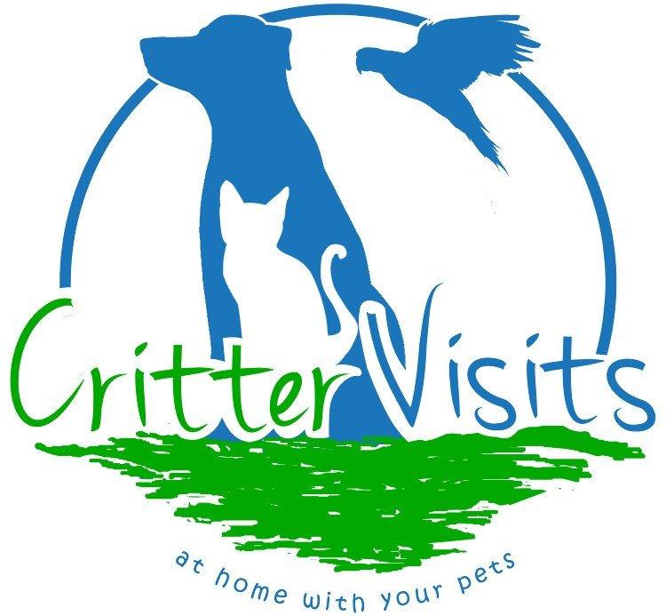 Critter Visits Logo