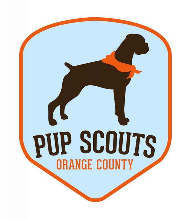 OC Pup Scouts Logo