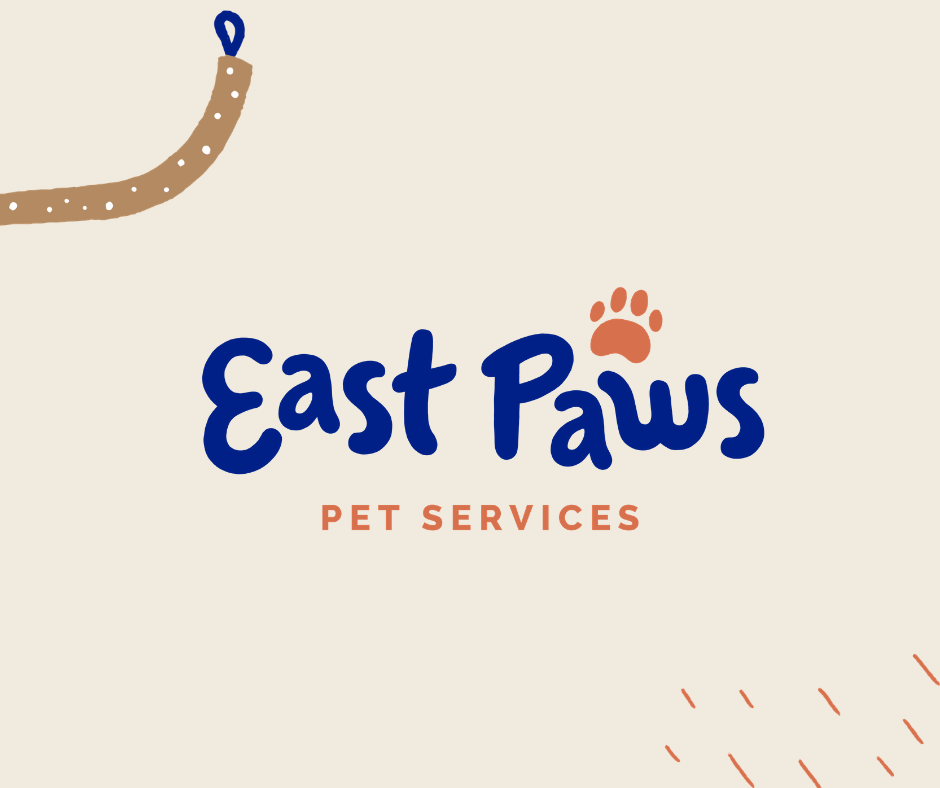 East Paws Pet Services Logo