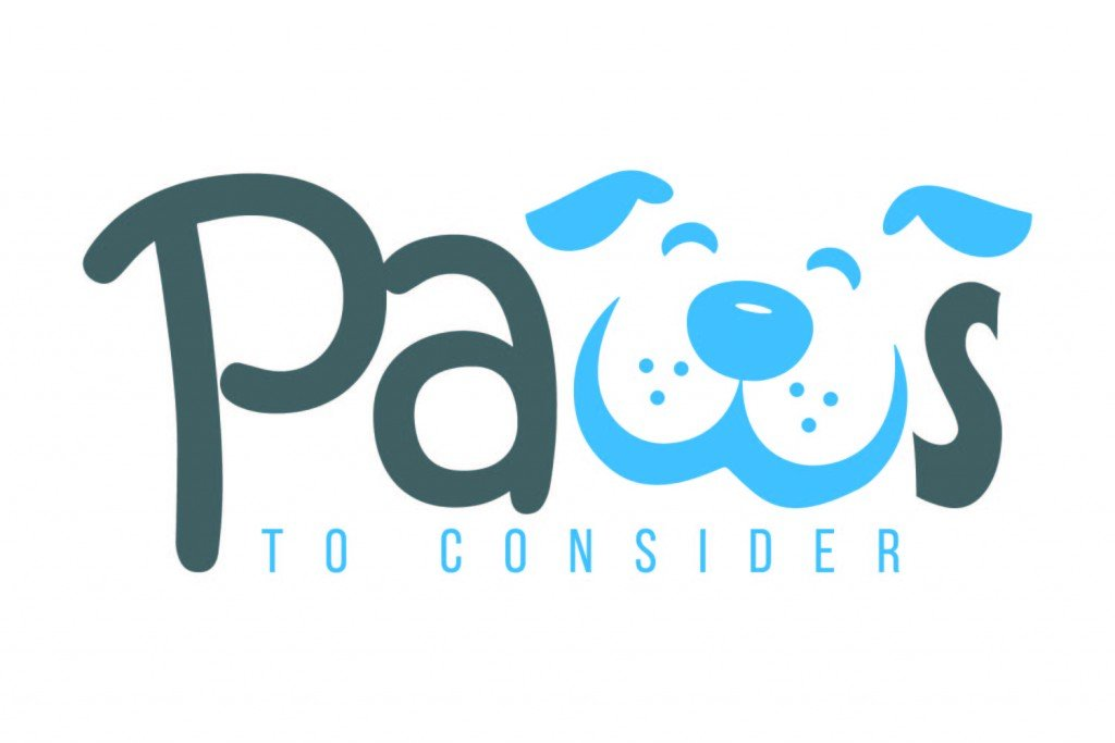 Paws to Consider Logo