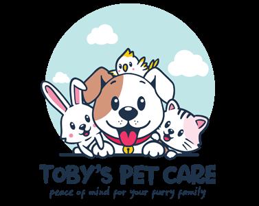 Toby's Pet Care Logo