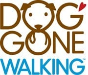 Dog Gone Walking Logo