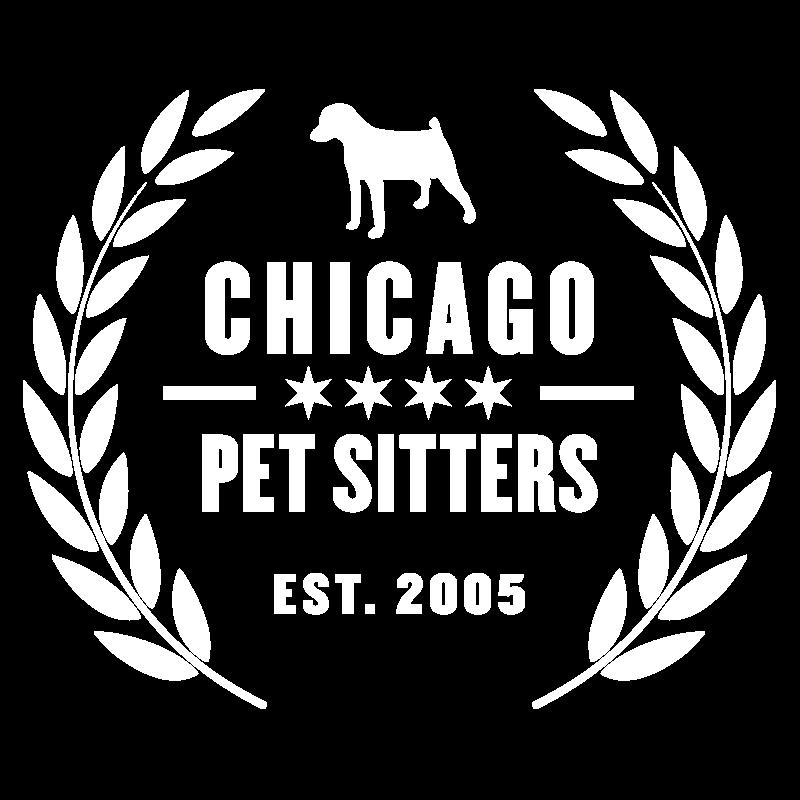 Chicago Pet Sitters Logo