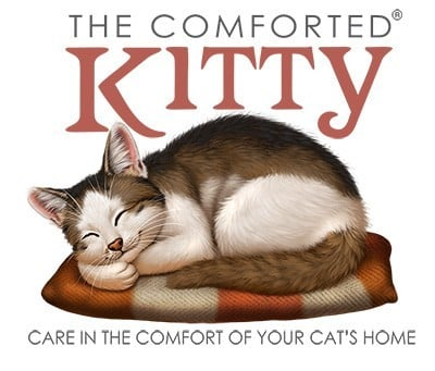 The Comforted Kitty, LLC Logo