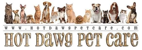 Hot Dawg Pet Care Logo