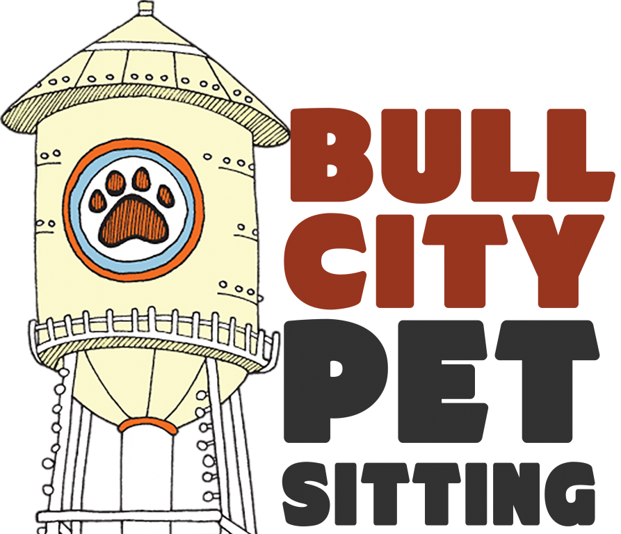 Bull City Pet Sitting Logo
