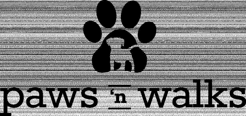 Paws 'n Walks Logo
