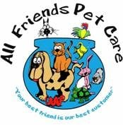 All Friends Pet Care Logo