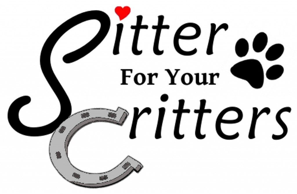 Sitter For Your Critters Logo