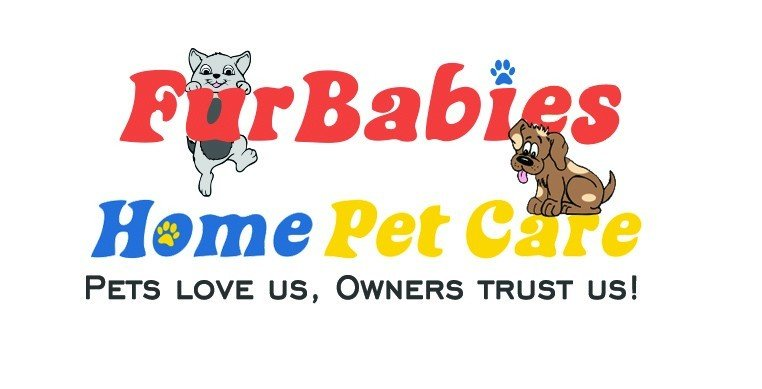 FurBabies Home Pet Care Logo