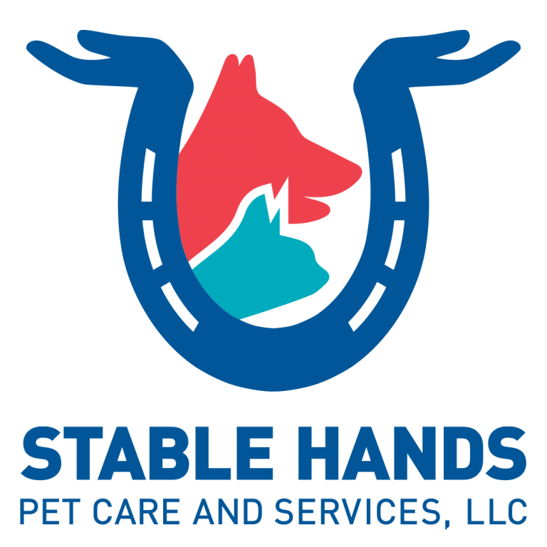Stable Hands Pet Care and Services Logo
