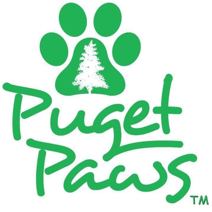 Puget Paws LLC Logo