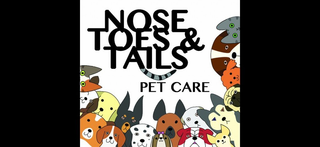 Nose, Toes & Tails Pet Care, LLC Logo