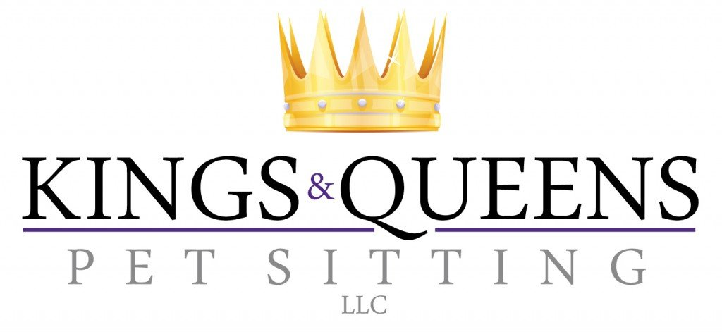 Kings & Queens Pet Sitting Logo