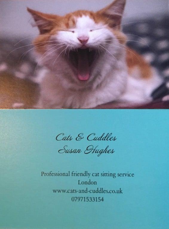 Cats & Cuddles Logo