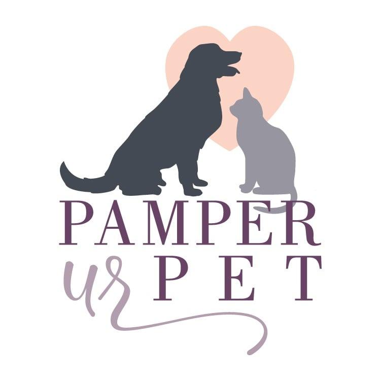 Pamper Ur Pet Logo