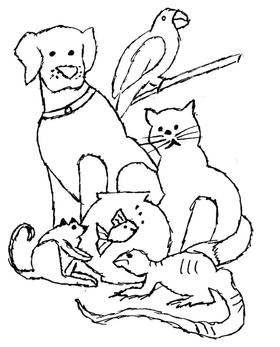 Green Acres Pet Services Inc. Logo