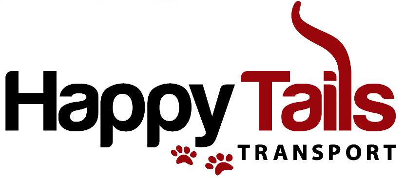 Happy Tails Transport Logo