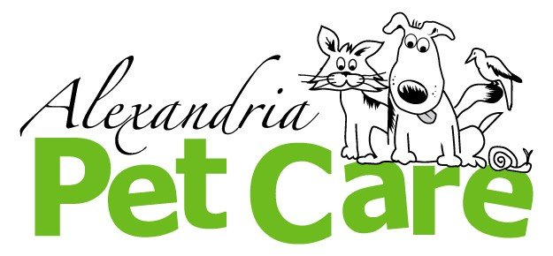 Alexandria Pet Care Logo