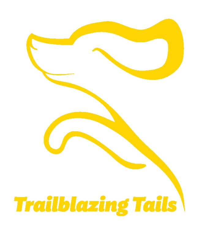 Trailblazing Tails Logo