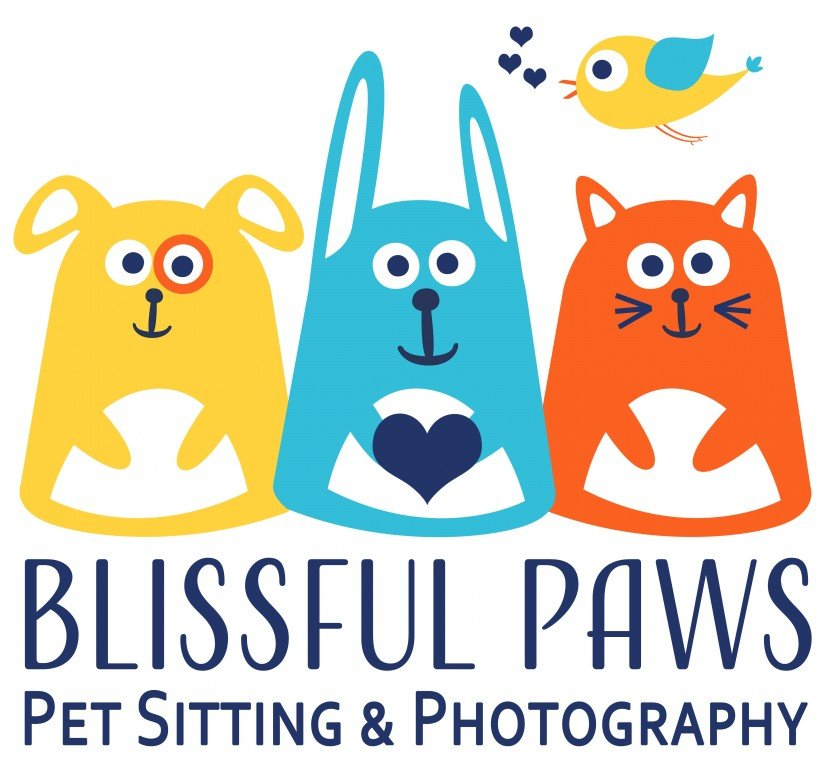 Blissful Paws Logo