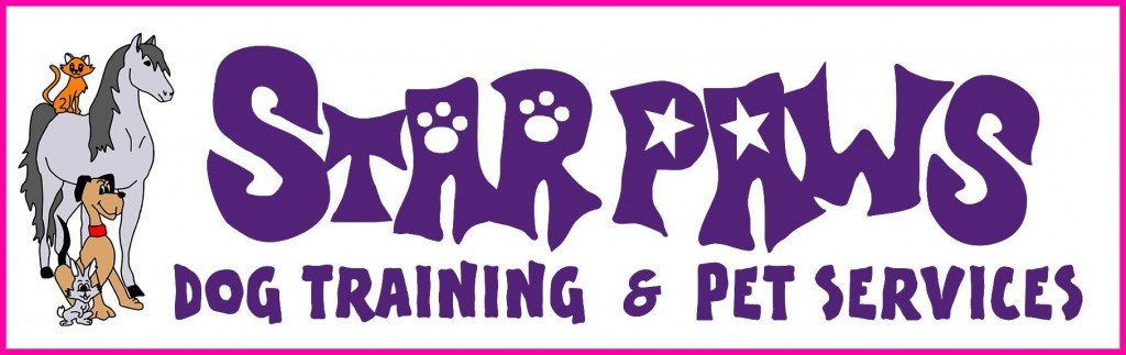 Star Paws Dog Training & Pet Services Logo