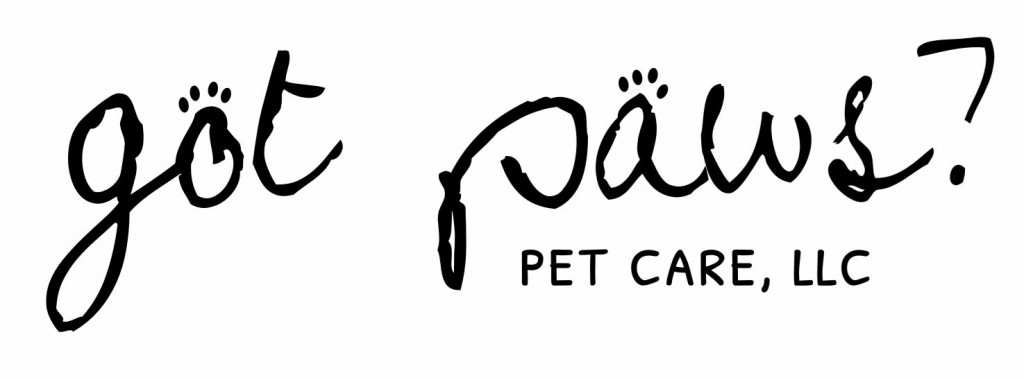 Got Paws? Pet Care, LLC Logo