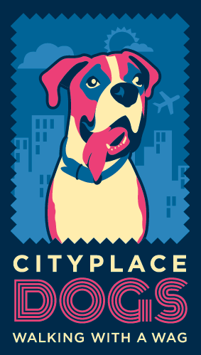CITYPLACE DOGS INC. Logo